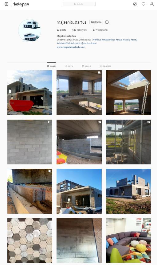 627b8c284bf Blogis veel palju postitusi pole – maja ehitamine võttis kogu vaba aja ära  + töö ja kool.